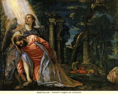 Paolo Veronese. Agony in the Garden. Olga's Gallery.