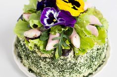 Easy and Refreshing Scandinavian Smorgasbord Dishes Sandwich Cake, Sandwiches, Ladies Luncheon, Swedish Recipes, Savoury Cake, Food To Make, Nom Nom, Scandinavian, Cake Decorating