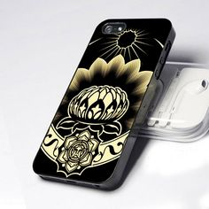 Obey Lotus Iphone 5 Case