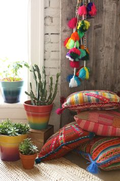 The bohemian look throws all the interior decorating rules out the window. When you embrace boho home decor, you get to decorate however you want. This style is relaxed and unique, and relies heavily on styles from different cultures.