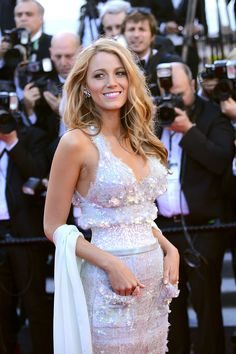 Try This Cannes Trend Now: Blake Lively's Dress Pockets