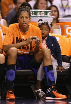 Candace Parker Pictures - WNBA All-Star Game 2014 - Zimbio