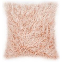 Michelle Keegan Faux Fur Cushion ($24) ❤ liked on Polyvore featuring home, home decor, throw pillows, pink toss pillows, pink home accessories, faux fur throw pillow, pink home decor and pink accent pillows