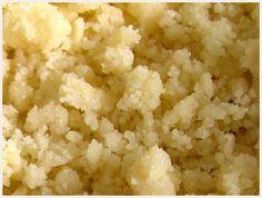 Crumble Sans Beurre (avec un yaourt et de la noix de coco)