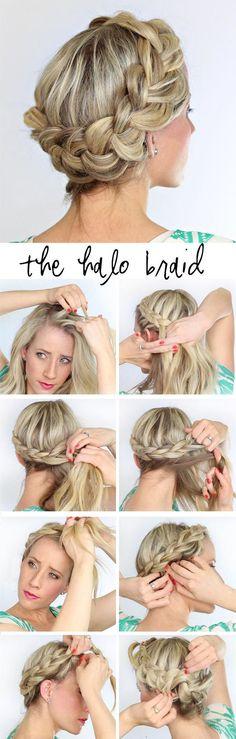 100 charming braided hairstyles ideas for medium hair (92)