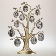 Pomysł na prezent dla babci lub dziadka. Ramka w kształcie drzewka na 22 zdjęcia o formacie 3x4cm | ramka drzewo | ramka drzewko | ramka w kształcie drzewa | drzewo genealogiczne