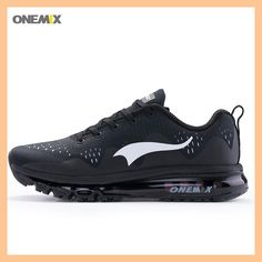 ONEMIX 2017 Men's running shoes air trail runner outdoor exercise guide breathe royal gusto lace-up for men jogging shoes 1223