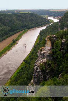 Vale do Elba na Suíça Saxónica