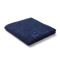 Terry Tvättlapp 32x32cm, Navy Blue, Georg Jensen Damask Damask, Towel, Navy Blue, Design, Home Decor, Decoration Home, Damascus, Room Decor