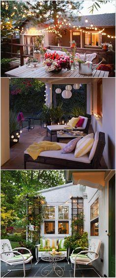 88 best backyard lighting ideas images backyard lighting backyard rh pinterest com