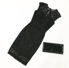 Lace Dress $54 @ Primp Boutique