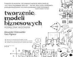 Tworzenie modeli biznesowych. Podręcznik wizjonera