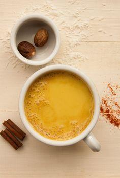 Indian Turmeric Tea