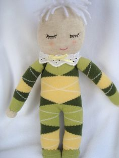 sock baby by Abbeyctree2, via Flickr