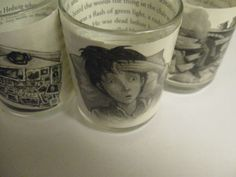 Harry Potter candles. These are awesome. :)