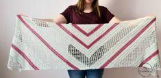 Spring Solstice Wrap  – crochet pattern part 1