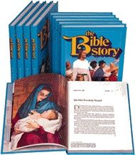 A copy of this Bible Storybook was in every doctor's office.