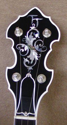 Custom Built Banjos
