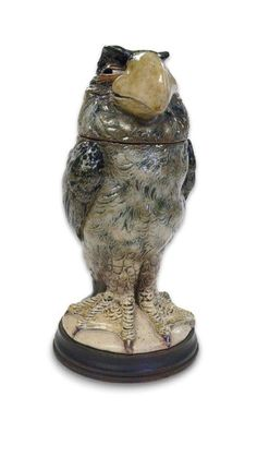 A distinctive Martin Brothers wally bird