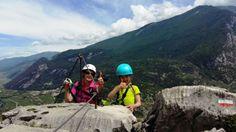 Klettersteig Arco : Klettersteige am gardasee nervenkitzel mit seeblick spiegel online
