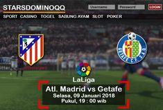 Prediksi Judi Bola Atl. Madrid vs Getafe LaLiga 06 Januari 2018