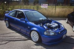 1999 Honda Civic, Honda Civic Coupe, Honda Civic Hatchback, Tuner Cars, Jdm Cars, Future Car, Car Manufacturers, Family Cars, Import Cars