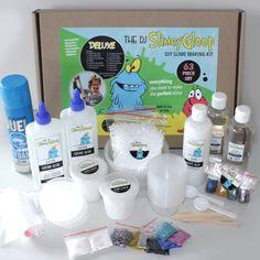 Deluxe DIY slime making kit