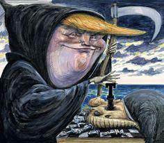 How Donald Trump is Killing the Republican Party|Rolling Stone, Donald Trump campaign, Donald Trump primary, Republican party, GOP, GOP Trump, GOP election