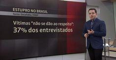 Um em cada 3 brasileiros culpa mulher em casos de estupro, diz Datafolha  Temos que debater estes conceitos entre nossos amigos, vigiar esse pensamento perigoso ainda que disfarçado de humor.  A culpa nunca é da vítima!