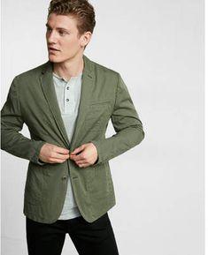 Express casual twill blazer  #sportscoat #getthelook #ssCollective #wearitloveit #affiliate #blazer