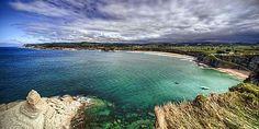 9 playas prácticamente desconocidas de Cantabria a las que debes ir este verano Fauna Marina, Snorkel, Outdoor, Instagram, Treasure Island, Gatos, Beach Bars, Natural Playgrounds, Outdoors
