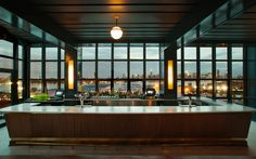 Best Rooftop Bars in NYC: Ides at the Wythe Hotel
