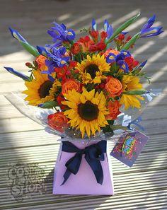 Cosmic Flower Shop: Keep Smiling