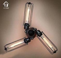 Unitary BRAND Vintage Metal Tubular Rotatable Flush Mount Light Max 180W With 3 Lights Black and Sliver Finish Unitary http://www.amazon.com/dp/B00NFHYHJ0/ref=cm_sw_r_pi_dp_KigQub1H5F5JY