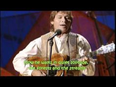 John Denver - Rocky Mountain High (with lyrics)