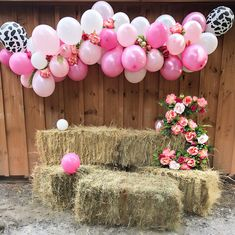 Farm Animal Birthday, Horse Birthday, Cowgirl Birthday, Farm Birthday, Rodeo Birthday Parties, Birthday Party Themes, Birthday Gifts, Birthday Banners, Birthday Invitations