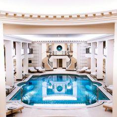 Top 15 des meilleurs spas parisiens - L'Express Styles Kirk Douglas, Le Bristol, Beyond The Sea, Garden Angels, Oise, Dream Pools, Photos Voyages, Safe Haven, Places