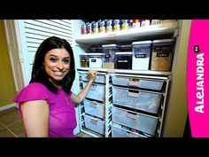 Most Organized Home in America - HGTV Clean Freaks & Professional Organizer Alejandra Costello - YouTube