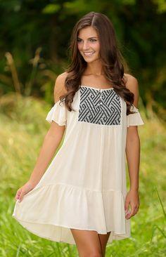 Flow With It Tunic-Almond - $40.00