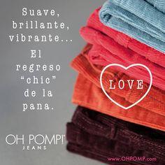 OH POMP!® Jeans Corduroy