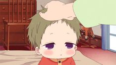 Me when someone praises me - Anime Chibi Anime, Me Anime, Kawaii Chibi, Cute Chibi, Kawaii Anime, Anime Guys, Manga Anime, Tokyo Ghoul, Amaama To Inazuma