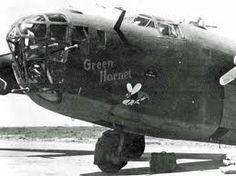The Green Hornet, Louie Zamperini's B-24. WWII