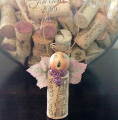 cork angel