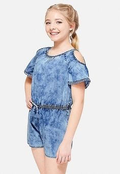 Justice is your one-stop-shop for on-trend styles in tween girls clothing & accessories. Shop our MOOS. Girls Dresses Tween, Girls Rompers, Girls Wear, Tween Fashion, Fashion Outfits, Fashion News, Cute Dresses, Cute Outfits, Tween Mode