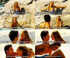 Lay All Your Love On Me -- Amanda Seyfried and Dominic Cooper