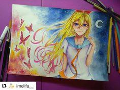 Kirisaki chitoge . . . . #nisekoi #kirisaki #kirisakichitoge #Draw #Drawing #Art #Fanart #Artist #Illustration #Design #sketch #doodle #tattoo #Arthelp #Anime #Manga #Otaku #Gamer #Nerdy #Nerd #Comic #Geek #Geeky