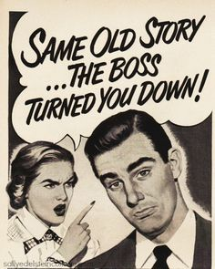 Timely Tips for Landing a Job from old school ads #jobsearch