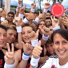 #10YearsOfSUN68 Anno 2014-2015: #SUN68 avvia una collaborazione con FUN 'N ACTION, società polisportiva che organizza progetti per e con i ragazzi, per imparare e divertirsi facendo sport. Il 2-5 aprile 2015 più di 400 ragazzi si sono sfidati sui campi di basket a due passi dal mare di Jesolo (Venezia), all'interno dello SPRINGSEA SUN68 TEN YEARS.