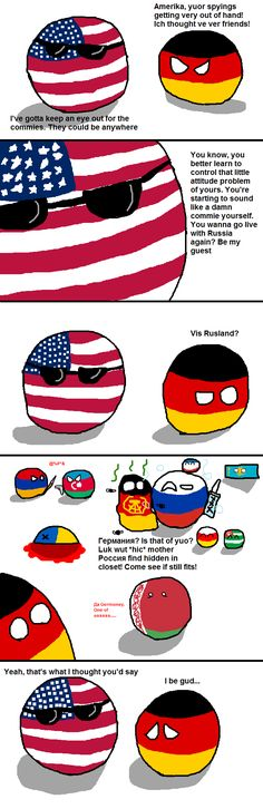 Germany's Attitude Problem