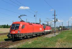 RailPictures.Net Photo: ÖBB 1116 134 Austria Federal Railways (ÖBB) ÖBB 1116 at Summerau, Austria by Jaroslav Dvorak